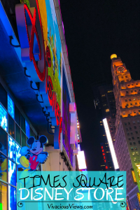 Times Square Disney Store. Vivacious Views. Pinterest