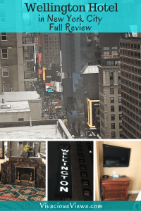 Wellington Hotel in New York City Review