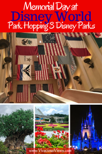 Memorial Day at Disney World. Vivacious Views. Pinterest