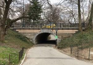 Central Park Faves. Arch(1). Vivacious Views