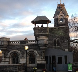 Central Park Faves. Belvedere Castle. Vivacious Views
