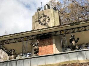 Central Park Faves. Delacorte Clock. Vivacious Views