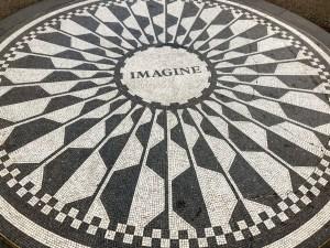 Central Park Faves. Imagine Mosaic. Vivacious Views