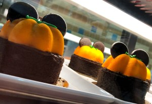 Halloween and Fall Favorites at Disney World. Mickey Cake. Vivacious Views