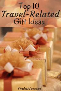 Travel-Related Gift Ideas. Vivacious Views. Pinterest