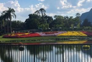 2019 Epcot Flower and Garden Festival. Garden. Vivacious Views