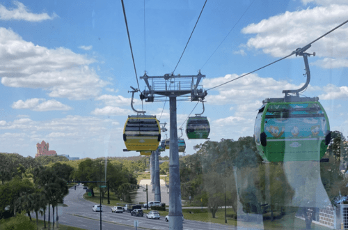 Disney World Skyliner