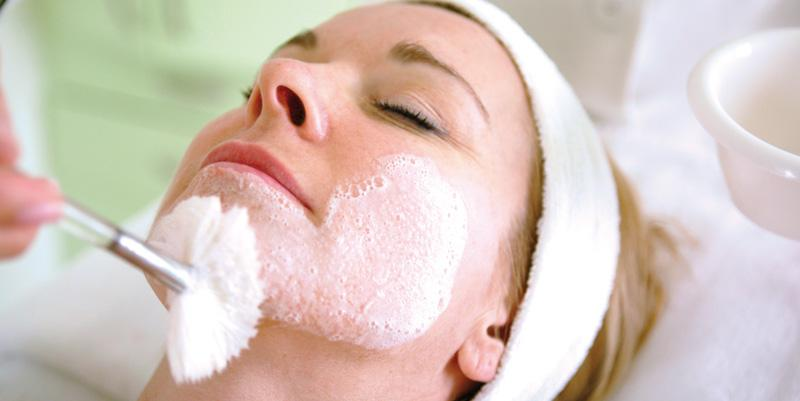 DMK Treatment - Cleansing and Exfoliation