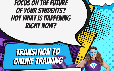 Transition to Online Training