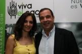 Liliana Elías y Pedro Mesquita
