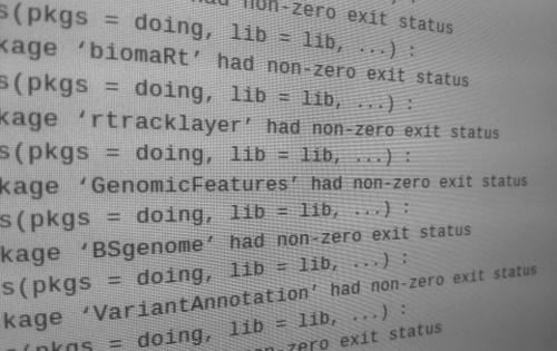 """Error en R: """"installation of package 'X' had non-zero exit status"""""""