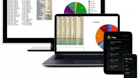 Controla tu economía desde tu móvil Android y Google Drive