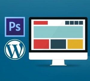 Experto de Photoshop a WordPress creando 4 Temas / Plantillas