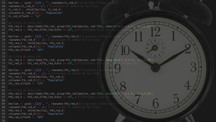 Calcular el tiempo de ejecución de un código de R