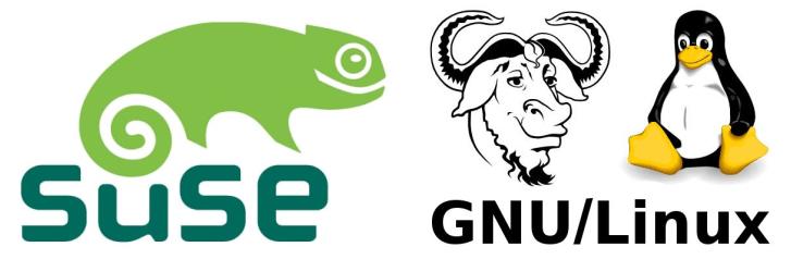 Por qué un blog sobre software libre. Une biología, zoología y animales en los logos de Suse, GNU y Linux, tendréis una respuesta.