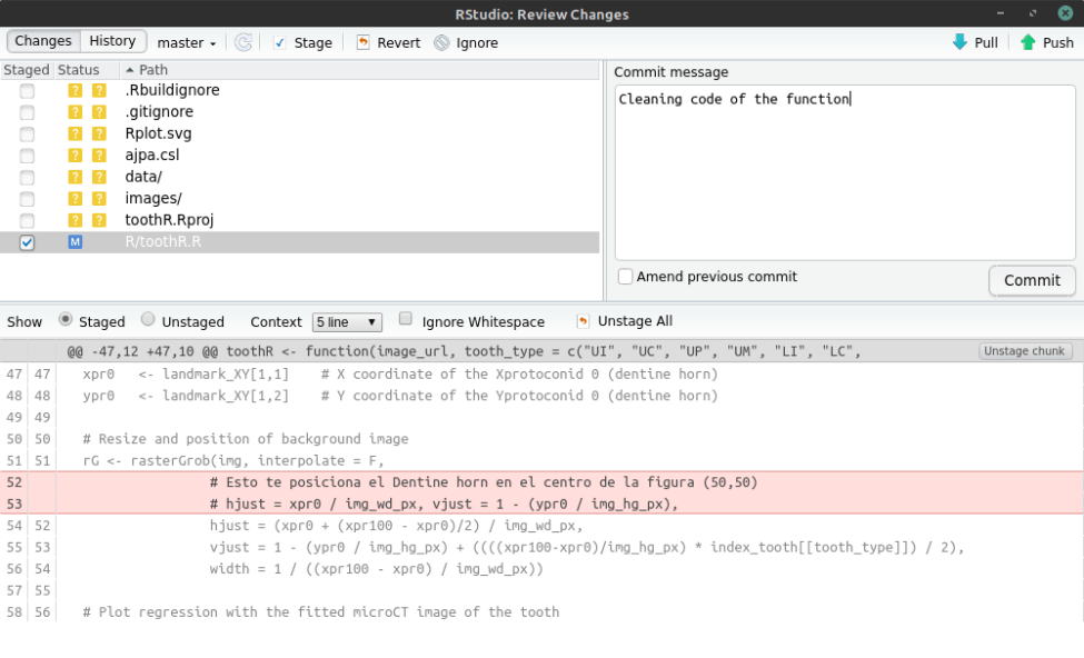 Conectar RStudio y GitHub
