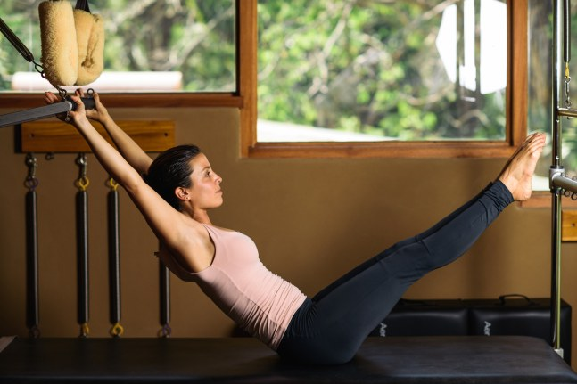 Pilates with Lucia