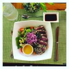 Healthy Retreat Lunch