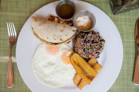 Hearty & Delicious Breakfast at Nectar's