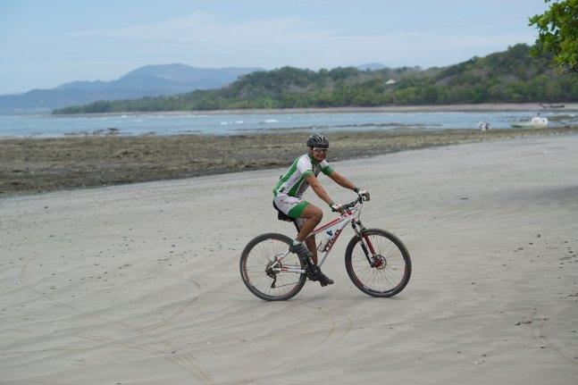 Oscar Mountain Biking