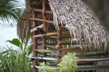 Surf Hut at Florblanca