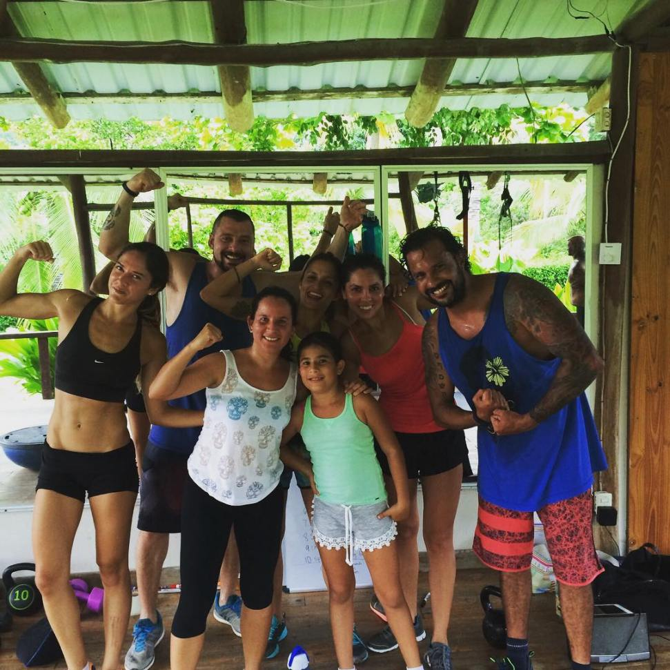 Workouts with Jill Payne
