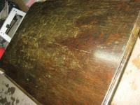 Dining Table: Repair Scratches Dining Table
