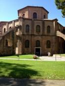 Basilica of San Vitale.