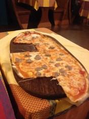 Italian sausage.