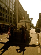 Check point Charlie.