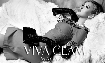 CHRISTIAN SERRATOS EXCLUSIVE FOR VIVA GLAM MAGAZINE!