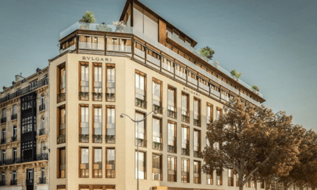 All You Need to Know About Bvlgari's Upcoming New Hotel in Paris