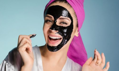 charcoal mask, face mask, skincare