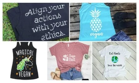 20 Shirts for When You're Vegan AF