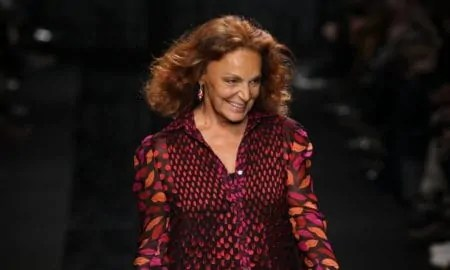 Diane Von Furstenberg Bans Mohair from Label