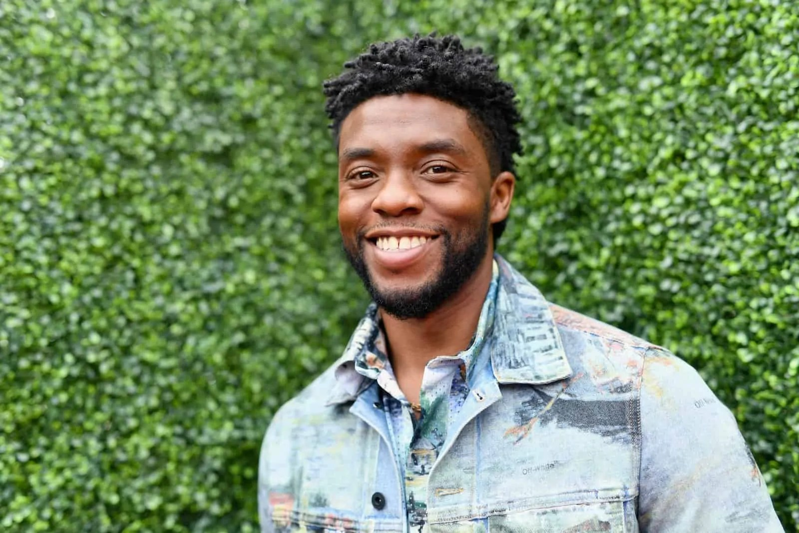 Admit it, You Just Can't Get Enough of Chadwick Boseman!