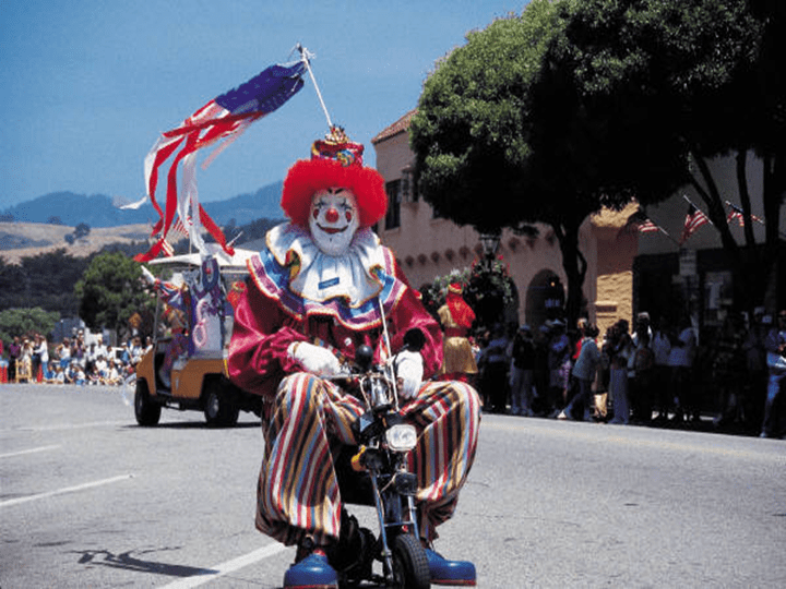 Folly is for clowns, not marketers