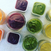 Taste the Rainbow! Creative Recipes for your Baby