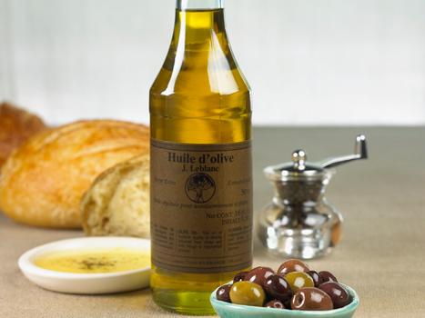 leblanc olive oil, olive oil