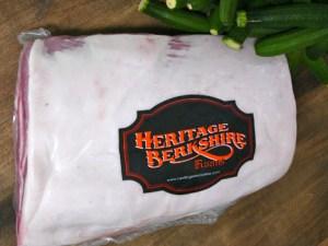 Berkshire Pork Rack