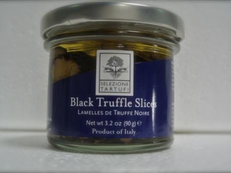 Black Truffle Slices (in Oil)