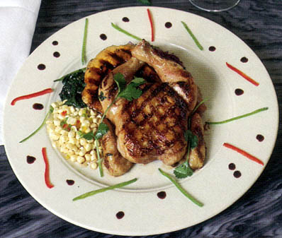 Poussin Plated