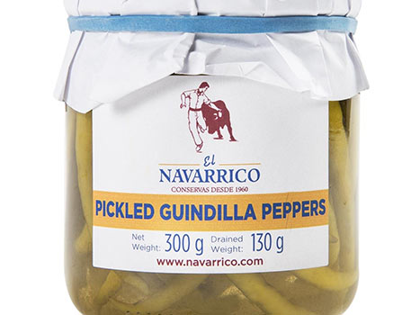 guindilla peppers