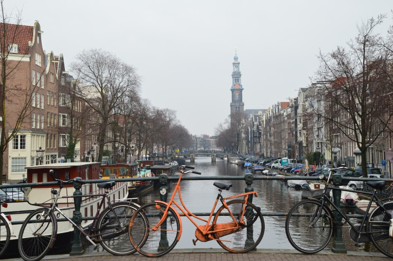 amsterdamBikers