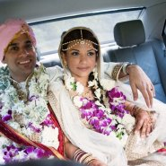 Limo Service for the Bride & Groom in Hawaii