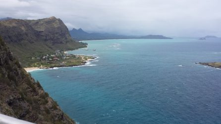 View from Makapu'u Lighthouse Trail