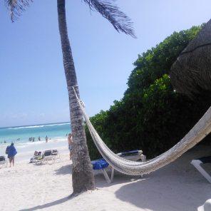 Beach hammock   Rede na praia