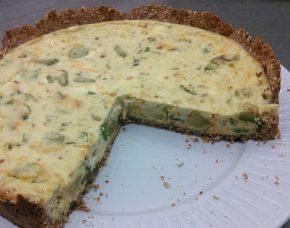 Avocado Pie | Torta de Abacate
