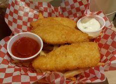 Fish and Chips | Fillets de peixe com fritas