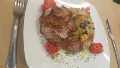 Bacalhau com Broa   Cod with Cornbread
